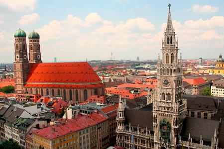 Junggesellenabschied München - Den JGA in München feiern